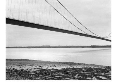 Humber Bridge, Barton-upon-Humber, 2007. Digital print, 50.8 x 61 cm