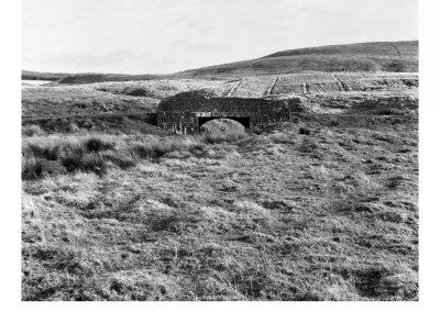 Cumbria Bridge, Cumbria, 2007. Digital print, 50.8 x 61 cm