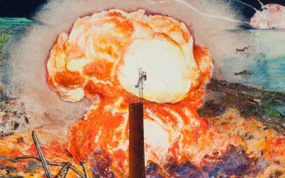 Trigger Warning: The Power of Art, This is the Nemesis by William Kurelek